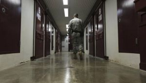 Blue Is The New Orange As Guantánamo Preps For New Prisoners, Maybe ISIS Fighters