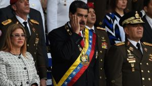 Venezuela: President Maduro Targeted By Drone Bombs